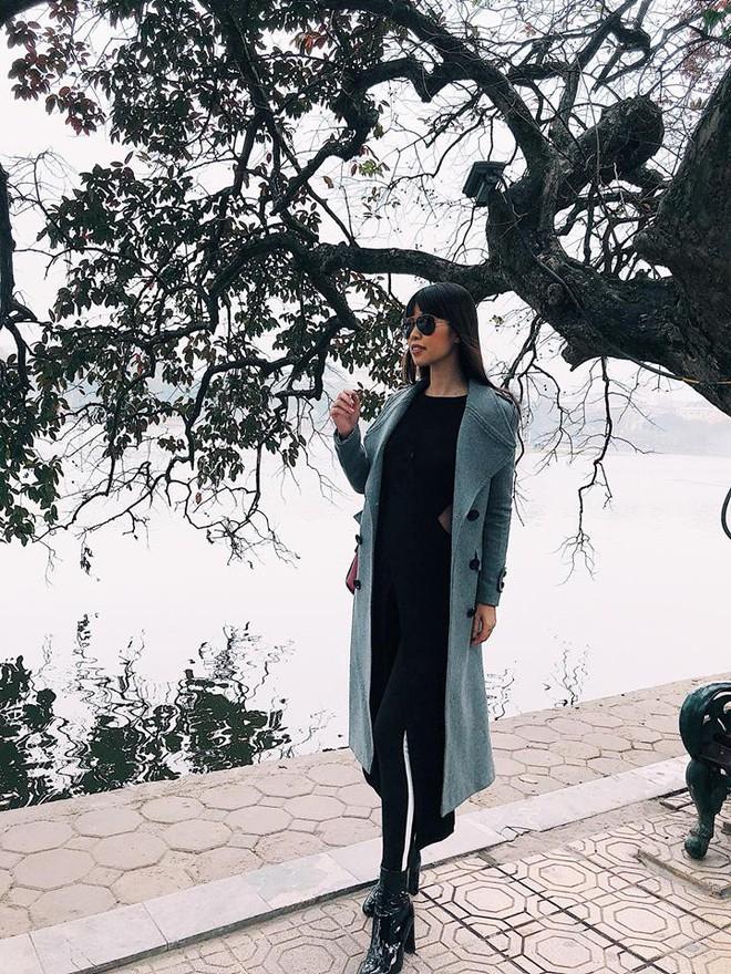 4 mẹ bầu mới của showbiz Việt 2018: người nhẹ nhàng đơn giản, người vòng 2 vượt mặt mà vẫn sexy - Ảnh 15.