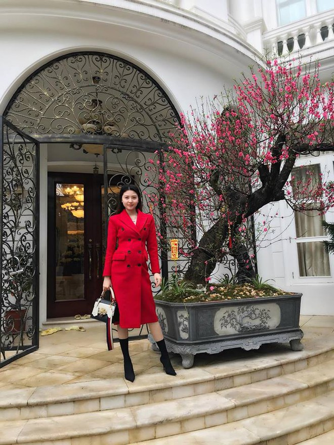 4 mẹ bầu mới của showbiz Việt 2018: người nhẹ nhàng đơn giản, người vòng 2 vượt mặt mà vẫn sexy - Ảnh 18.