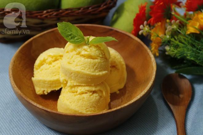 Nắng lên làm ngay kem xoài bổ sung vitamin cho cả nhà sau Tết - Ảnh 5.