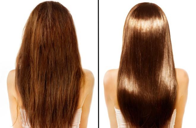 Chẳng cần tốn tiền mua dầu gội xả, chị em cứ thủ sẵn chai này để dùng sẽ có mái tóc đẹp bồng bềnh như ý - Ảnh 3.