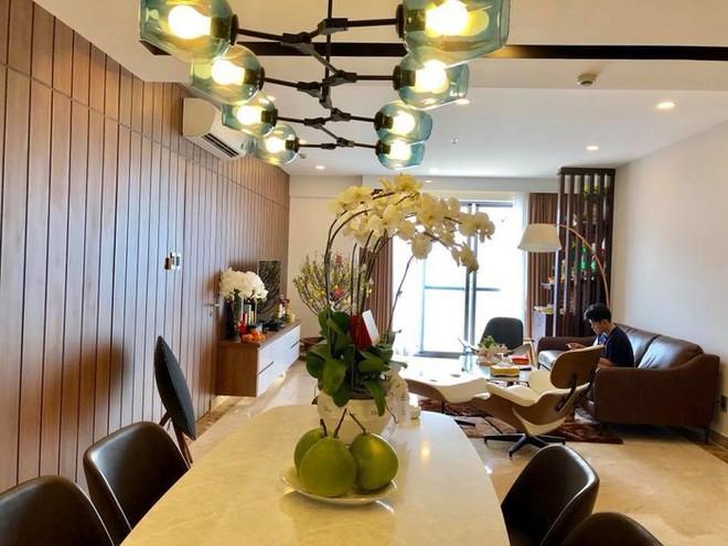 Ngắm căn hộ hạng sang với view ngắm Sài Gòn tuyệt đẹp của bạn gái Cường Đôla - Ảnh 3.
