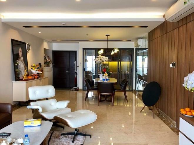 Ngắm căn hộ hạng sang với view ngắm Sài Gòn tuyệt đẹp của bạn gái Cường Đôla - Ảnh 4.