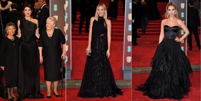 Tinh tế là vậy mà Công nương Kate Middleton vẫn bị chỉ trích khi diện lễ phục đến lễ trao giải BAFTA - Ảnh 5.