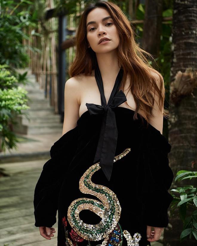 Bao nhiêu năm hoạt động trong showbiz, Hồ Ngọc Hà, Lan Khuê… chỉ trung thành với tóc dài mà vẫn cứ đẹp đến nao lòng - Ảnh 3.