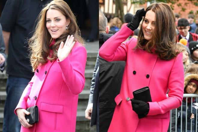 12 thương hiệu thời trang từ bình dân cho tới cao cấp luôn trong tình trạng cháy hàng nhờ Meghan Markle và Kate Middleton - Ảnh 11.