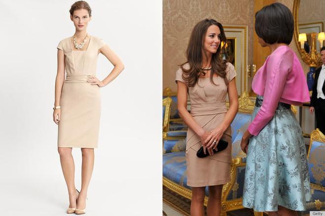 12 thương hiệu thời trang từ bình dân cho tới cao cấp luôn trong tình trạng cháy hàng nhờ Meghan Markle và Kate Middleton - Ảnh 12.
