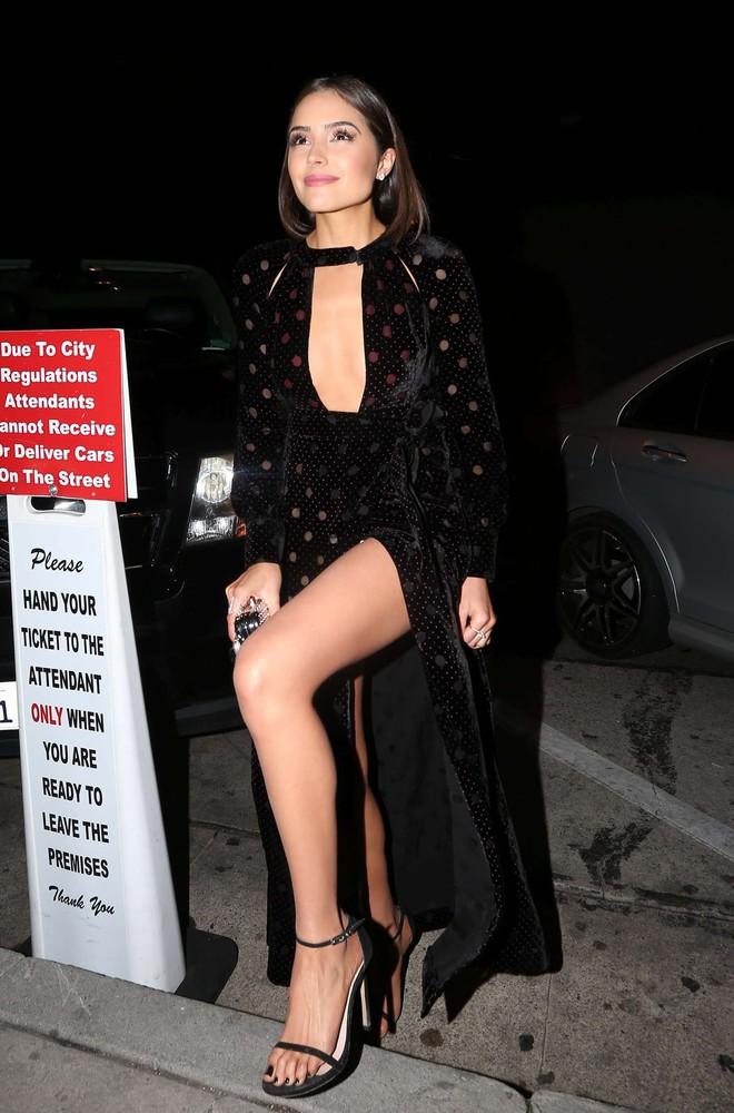 Hoa hậu chân ngắn Olivia Culpo và những độc chiêu chọn đồ giúp các nàng ăn gian chiều cao khéo léo - Ảnh 16.
