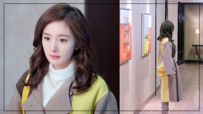 Phim thì xịt nhưng style của Dương Mịch trong Người đàm phán lại được fan thích mê - Ảnh 3.