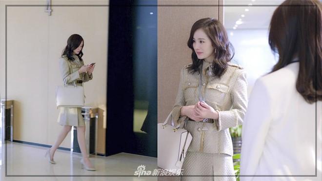 Phim thì xịt nhưng style của Dương Mịch trong Người đàm phán lại được fan thích mê - Ảnh 5.