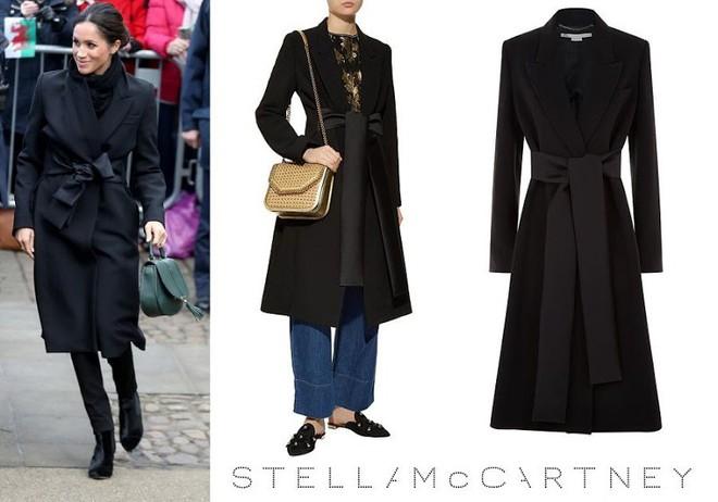 12 thương hiệu thời trang từ bình dân cho tới cao cấp luôn trong tình trạng cháy hàng nhờ Meghan Markle và Kate Middleton - Ảnh 5.