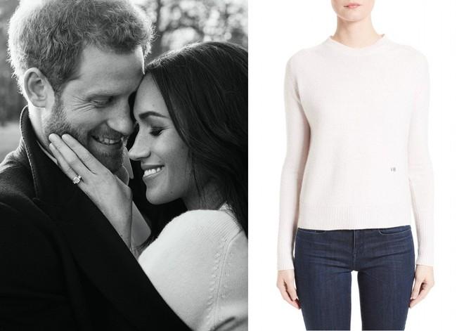 12 thương hiệu thời trang từ bình dân cho tới cao cấp luôn trong tình trạng cháy hàng nhờ Meghan Markle và Kate Middleton - Ảnh 2.