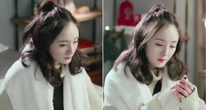 Chẳng phải nội dung, người ta chỉ quan tâm đến màu son và mái tóc của Dương Mịch trong phim mới - Ảnh 10.