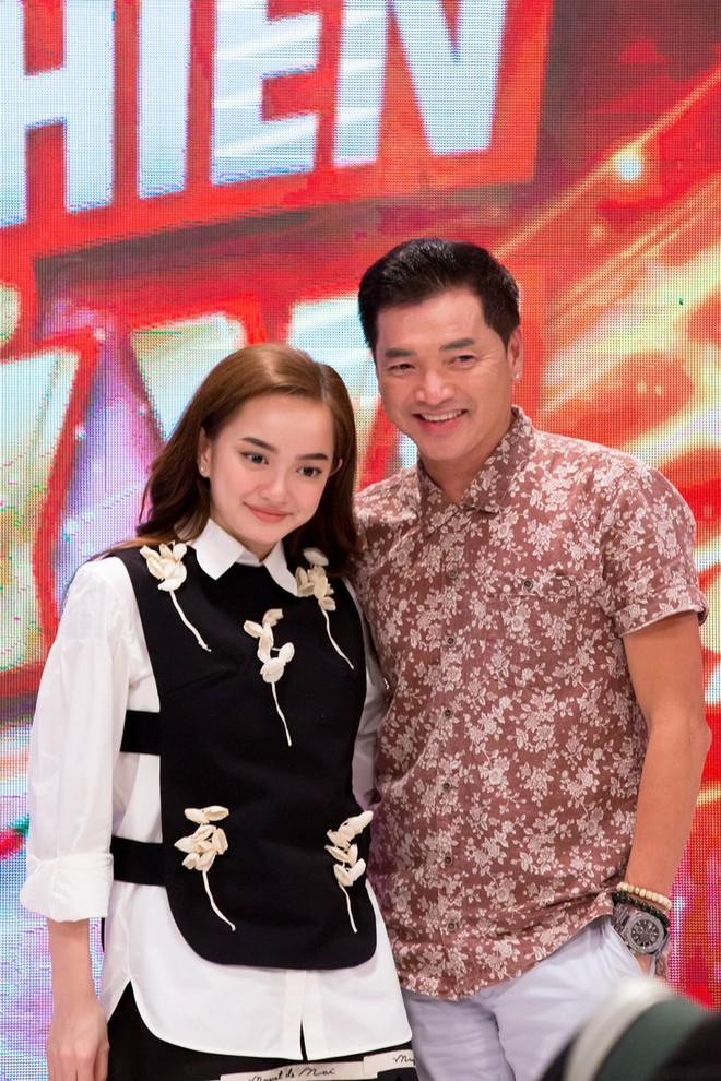 Quang Minh bất ngờ đòi kén rể cho con gái nuôi Kaity Nguyễn