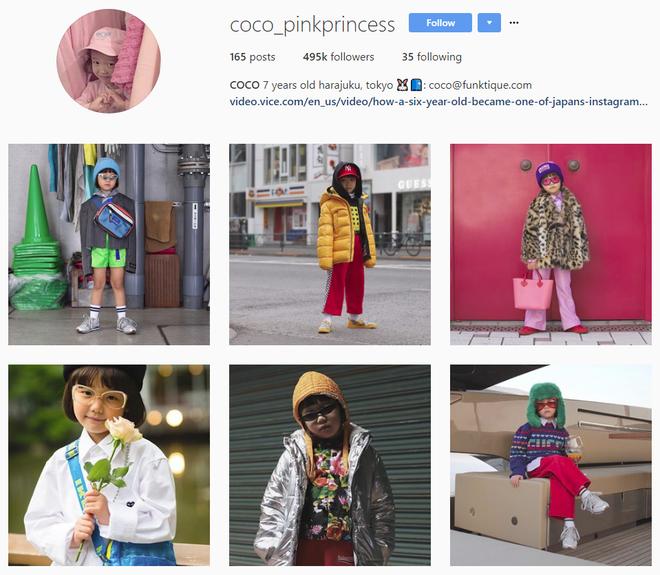 Fashionista 7 tuổi người Nhật từng gây sốt nay còn tự mix đồ hiệu xịn sò cho photoshoot chất ngất của mình trên Elle Mỹ - Ảnh 1.
