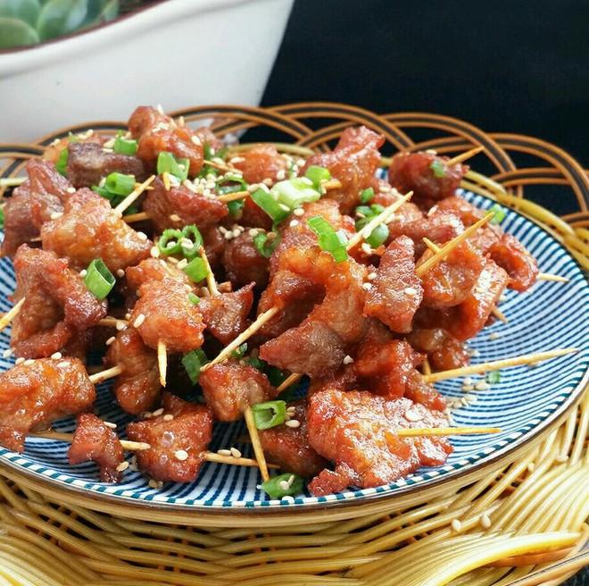 Thịt xiên làm theo cách vừa đơn giản mà lại vừa ngon  - Ảnh 5.