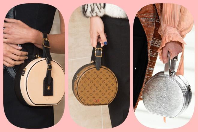 LV Petite Boite Chapeau - chiếc túi có gì đặc biệt mà khiến các tín đồ thời trang thi nhau đụng hàng - Ảnh 2.