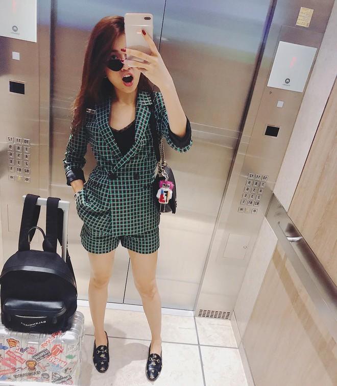 Thiết kế blazer của Zara có gì hot mà cả Thanh Hằng, Hương Giang Idol lẫn Á hậu Lệ Hằng thi nhau diện - Ảnh 5.