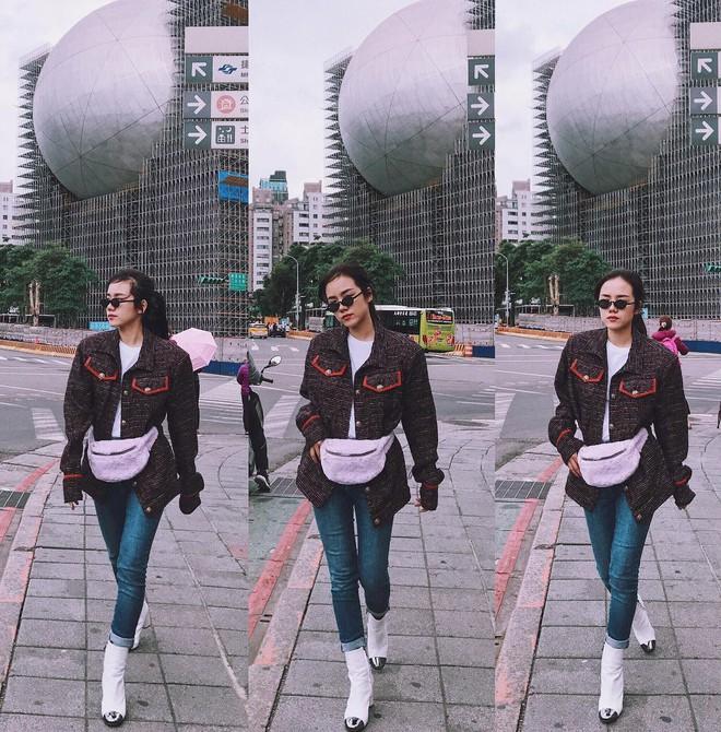 Sao và fashionista Việt bây giờ ai cũng phải đeo túi 2 kiểu này mới chịu! - Ảnh 12.