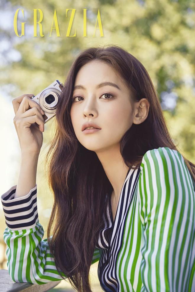 Oh Yeon Seo: Từ diễn viên nhan sắc tầm thường suýt giải nghệ đến nàng Tam Tạng xinh đẹp thần thái của bom tấn Hoa Du Ký - Ảnh 12.