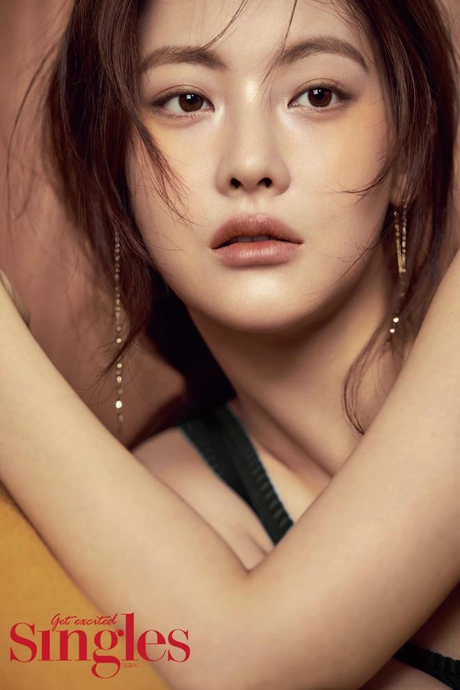 Oh Yeon Seo: Từ diễn viên nhan sắc tầm thường suýt giải nghệ đến nàng Tam Tạng xinh đẹp thần thái của bom tấn Hoa Du Ký - Ảnh 13.
