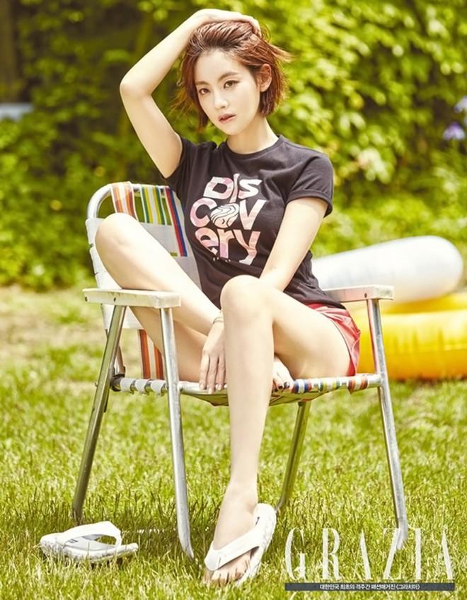 Oh Yeon Seo: Từ diễn viên nhan sắc tầm thường suýt giải nghệ đến nàng Tam Tạng xinh đẹp thần thái của bom tấn Hoa Du Ký - Ảnh 18.