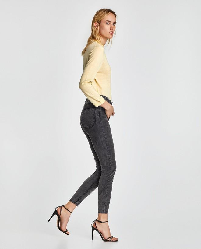 Victoria Beckham và những chiếc quần jeans chẳng mấy khi giặt - Ảnh 8.