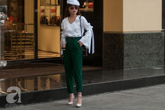 Diện blazer đẹp như các quý cô miền Bắc trong street style những ngày cuối tháng 2 - Ảnh 8.