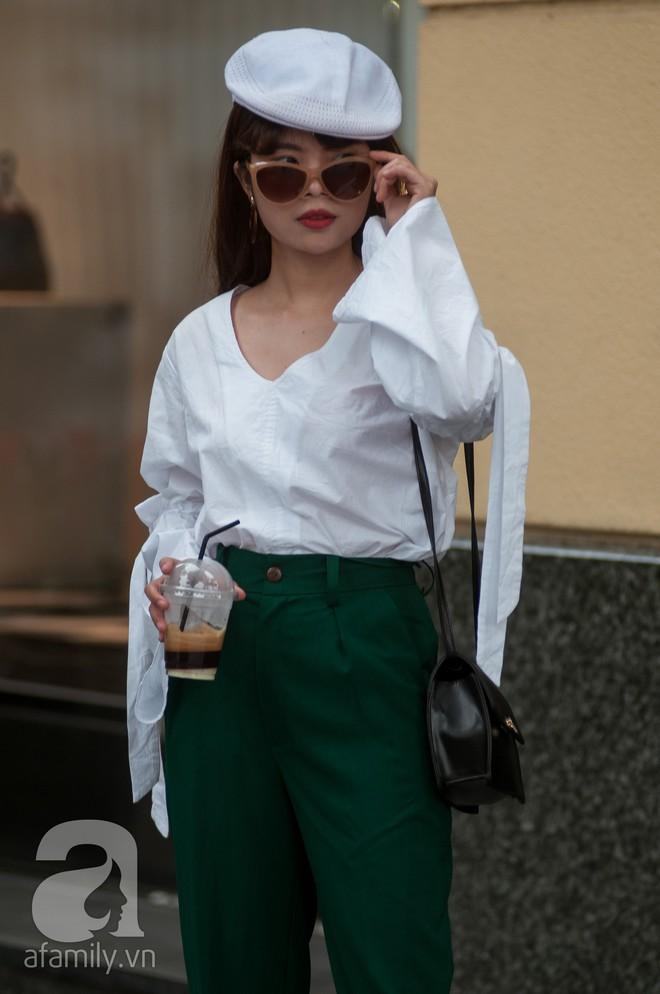 Diện blazer đẹp như các quý cô miền Bắc trong street style những ngày cuối tháng 2 - Ảnh 9.