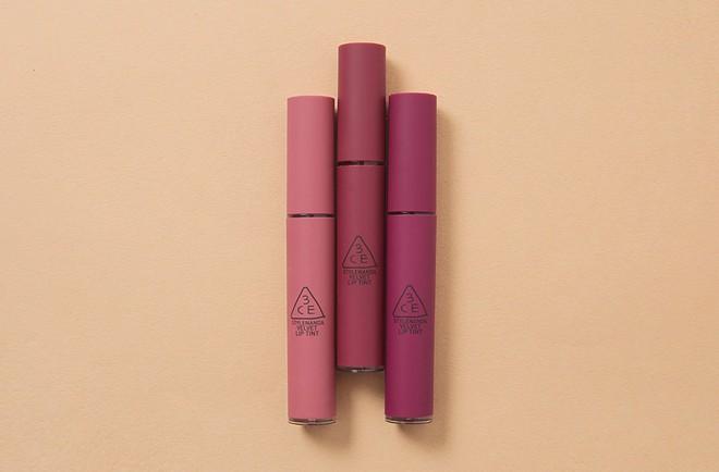 3CE bổ sung 3 màu mới toanh toàn tông tím cực trendy cho dòng son kem Velvet Lip Tint - Ảnh 4.