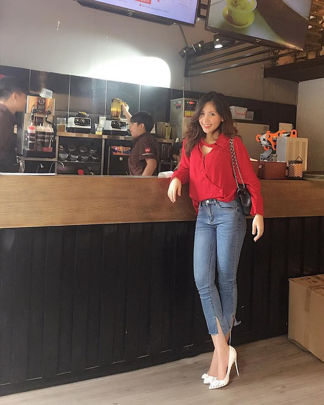 Chân dung cô em nóng bỏng của Hoa hậu nhà giàu Jolie Nguyễn - Ảnh 22.