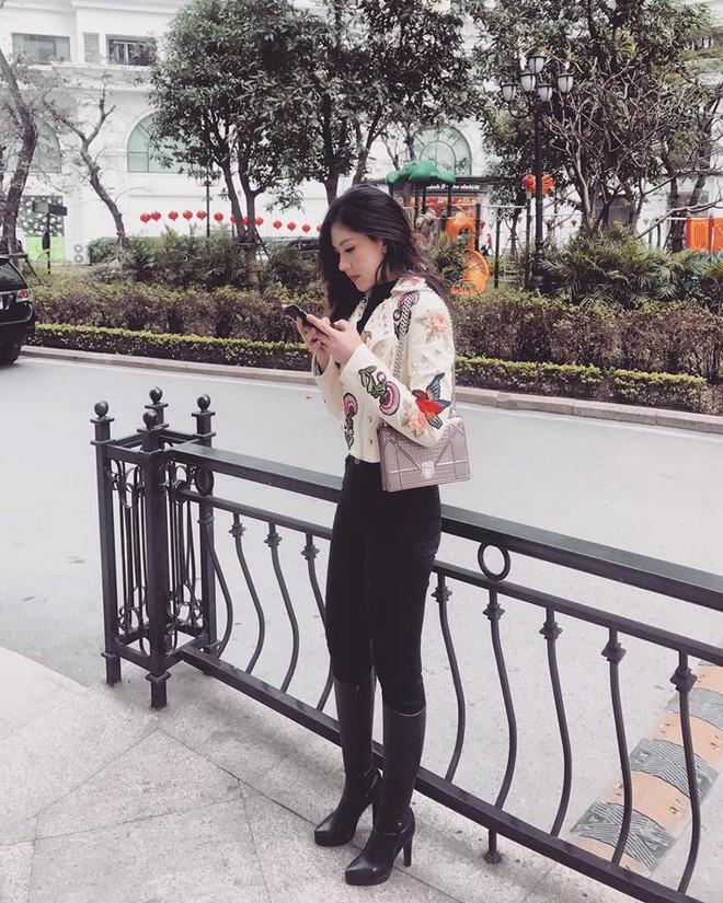 Chân dung cô em nóng bỏng của Hoa hậu nhà giàu Jolie Nguyễn - Ảnh 8.