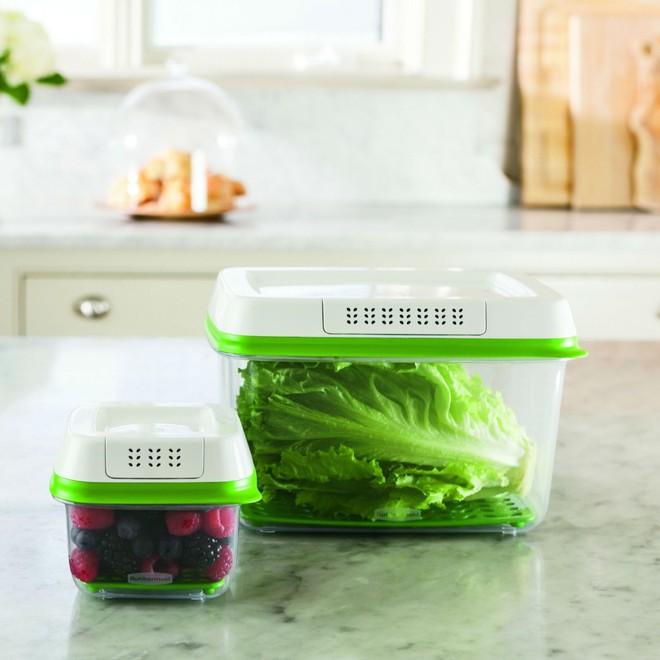 Giảm cân nhanh hậu Tết với sự giúp sức của trọn bộ dụng cụ tiện ích làm salad - Ảnh 5.