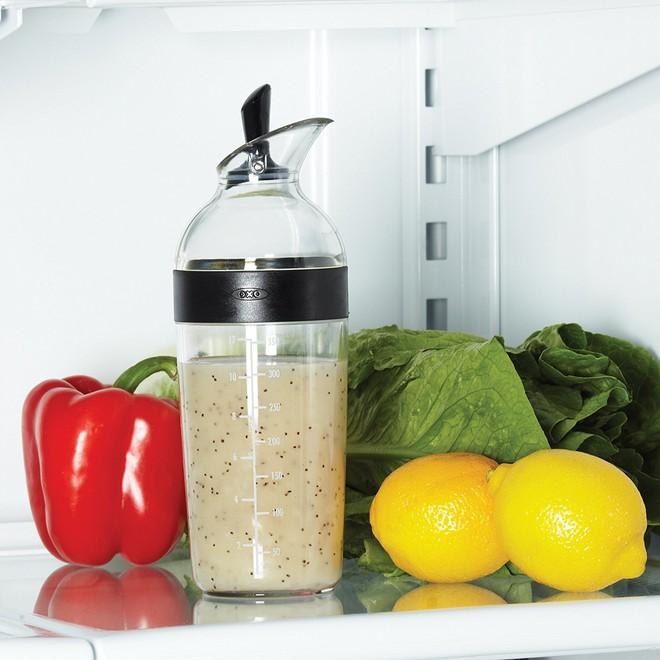Giảm cân nhanh hậu Tết với sự giúp sức của trọn bộ dụng cụ tiện ích làm salad - Ảnh 4.