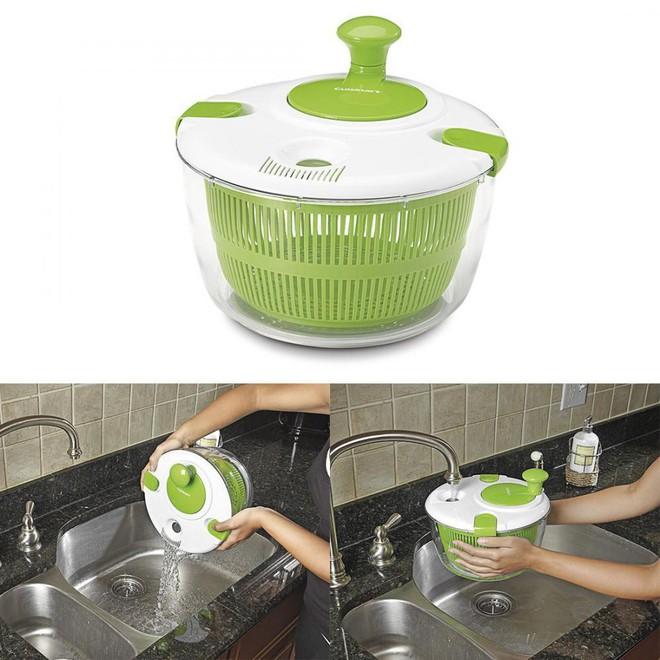Giảm cân nhanh hậu Tết với sự giúp sức của trọn bộ dụng cụ tiện ích làm salad - Ảnh 1.