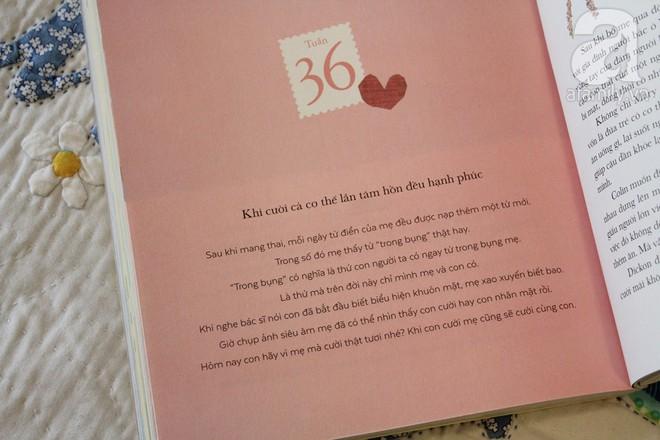 Cuốn sách tuyệt vời nuôi dưỡng trí thông minh cảm xúc cho bé từ trong bụng mẹ - Ảnh 6.