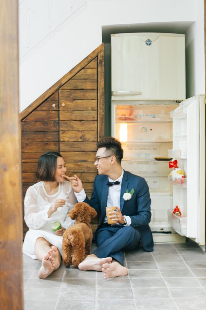 Xu hướng chọn trang phục chụp ảnh cưới 2018: đồ càng đơn giản càng đẹp, quan trọng nhất là ở thần thái - Ảnh 2.