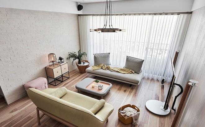 Không thể rời mắt khỏi căn hộ có nội thất màu pastel - Ảnh 3.