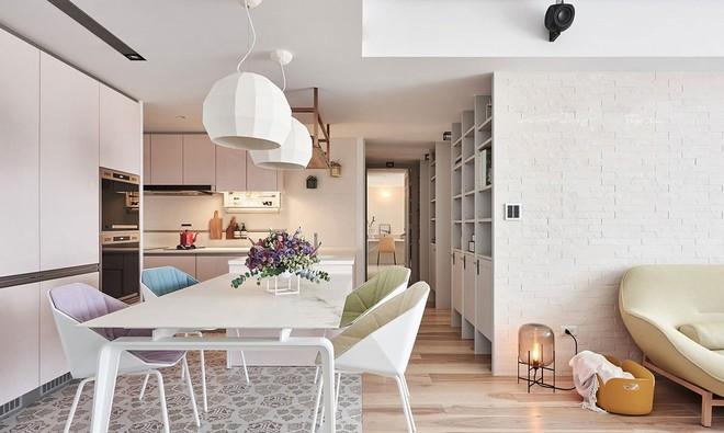 Không thể rời mắt khỏi căn hộ có nội thất màu pastel - Ảnh 8.
