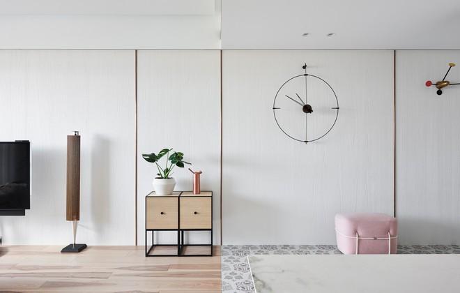 Không thể rời mắt khỏi căn hộ có nội thất màu pastel - Ảnh 6.