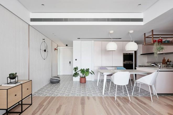 Không thể rời mắt khỏi căn hộ có nội thất màu pastel - Ảnh 7.
