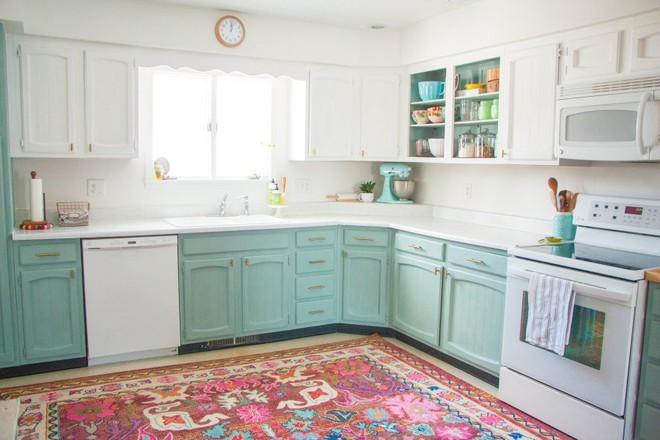 Chỉ với một khoản tiền nhỏ là đã đủ làm nhà bếp lột xác, bạn sẽ muốn thử ngay sau khi thấy sự khác biệt - Ảnh 4.