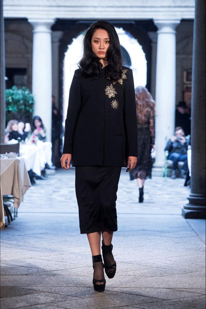Chỉ thua mỗi Hoàng Thùy mùa giải 2011, nhưng 7 năm sau Trà My Next Top mới dám tiến công Milan Fashion Week - Ảnh 4.
