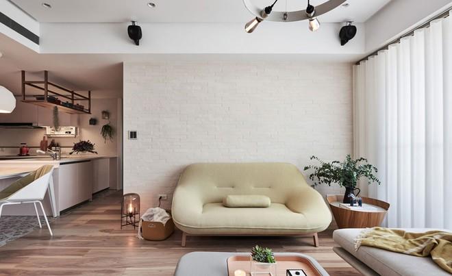 Không thể rời mắt khỏi căn hộ có nội thất màu pastel - Ảnh 4.