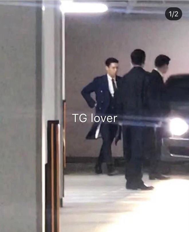 Niềm vui nhân đôi với fan Bigbang: Cuối cùng T.O.P cũng đã xuất hiện trong đám cưới Taeyang và Min Hyorin - Ảnh 1.