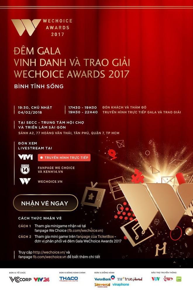 Không diện váy vóc điệu đà, HHen Niê và Kỳ Duyên vẫn tỏa sáng rực rỡ trên thảm đỏ Wechoice Awards 2017 - Ảnh 6.