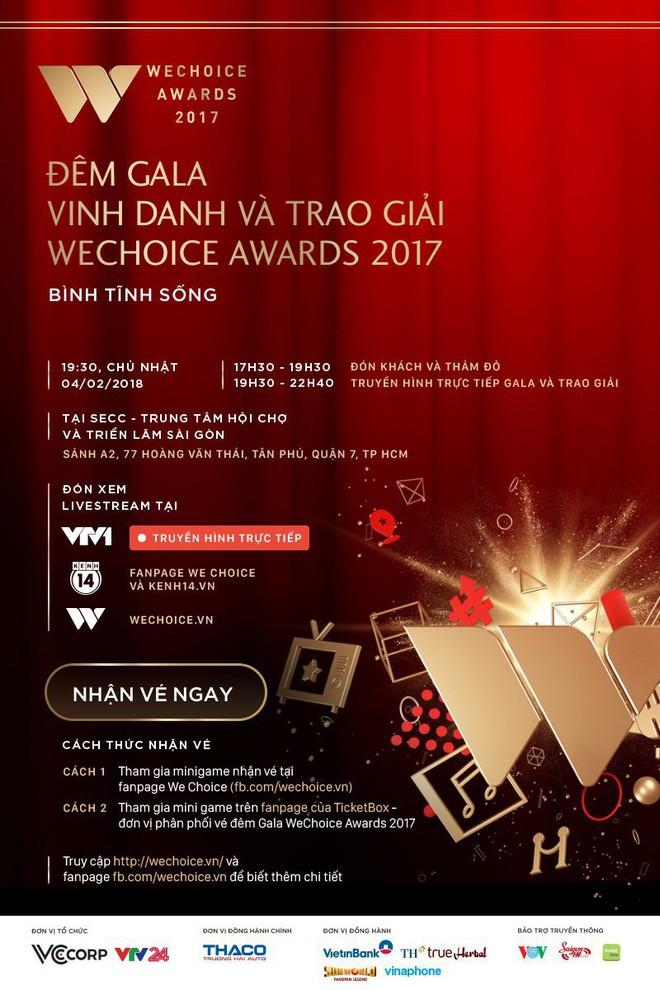 Diện đầm phát sáng, Phạm Hương chính là công chúa sáng nhất Gala WeChoice Awards 2017 theo cả nghĩa đen lẫn nghĩa bóng - Ảnh 9.
