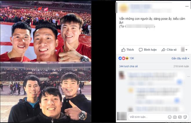 Những bức ảnh chứng minh: Dù cho vật đổi sao dời, 3 cầu thủ U23 này chỉ có một biểu cảm selfie duy nhất - Ảnh 2.