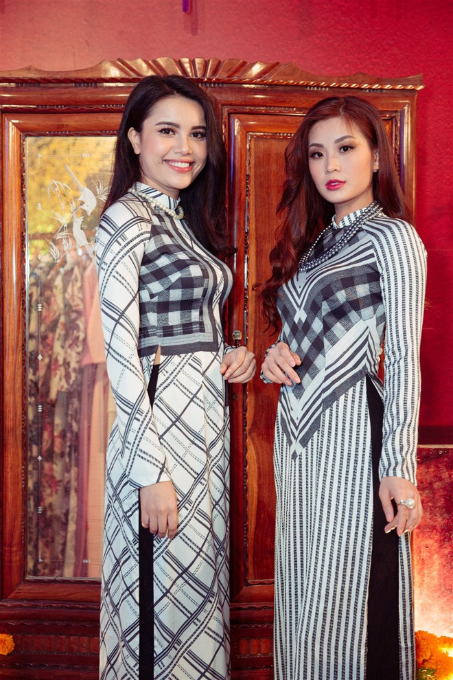 Á hậu Thùy Dung, Diễm Trang, Diệu Thùy đọ sắc, đọ giọng trên sân khấu - Ảnh 7.