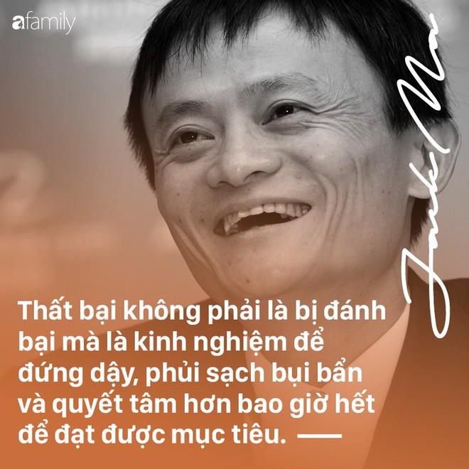 '. Những bài học dạy con trưởng thành sau thất bại đáng học tập từ tỉ phú Jack Ma .'