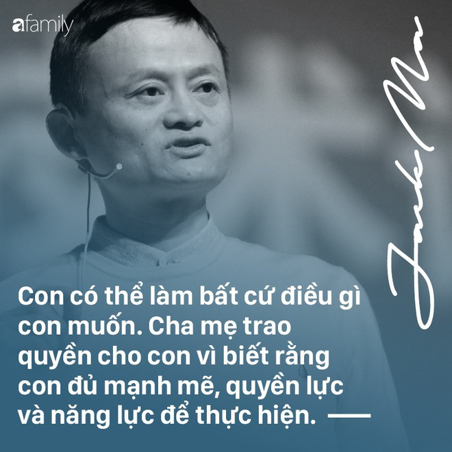 Nhung bai hoc day con truong thanh sau that bai dang hoc tap tu ti phu Jack Ma